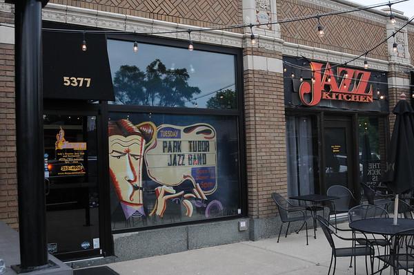 Jazz Band at Jazz Kitchen (5/15/18)