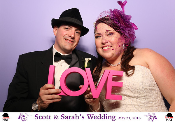 Scott & Sarah's Wedding