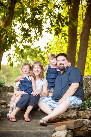 Smith Family // MO 2012