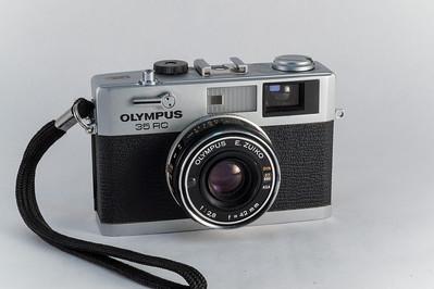 Olympus 35 RC, 1970