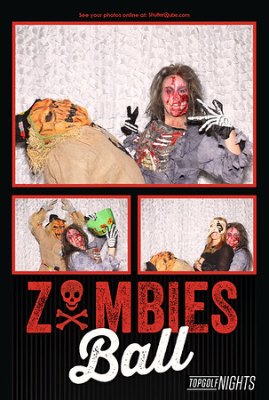 TopGolf Austin Zombies Ball