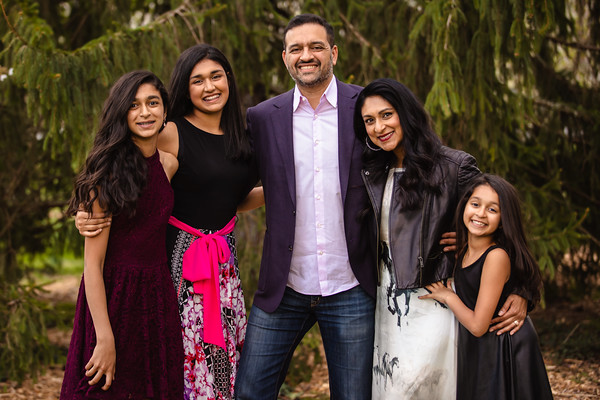 Kulkarni Family Spring 2021