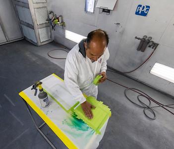 Lanzini Paint tech