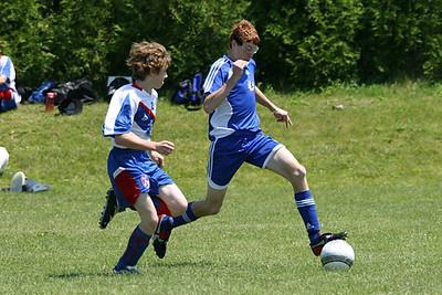 U16 Boys- Saratoga vs. AC