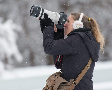 A Photog Life Never Stops - Behind The Scene