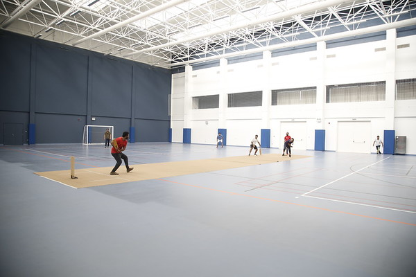 Friendly cricket tournament for MEC staff