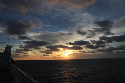 Day at Sea Oct 30