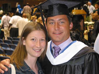 2004 David's Graduation from Duke University