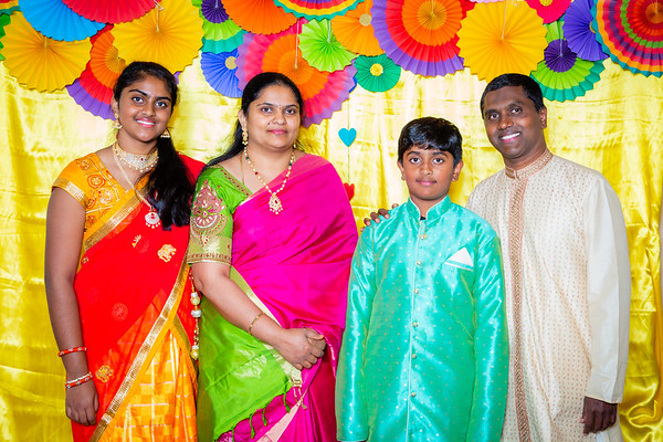 Raman and Jyothi's Housewarming