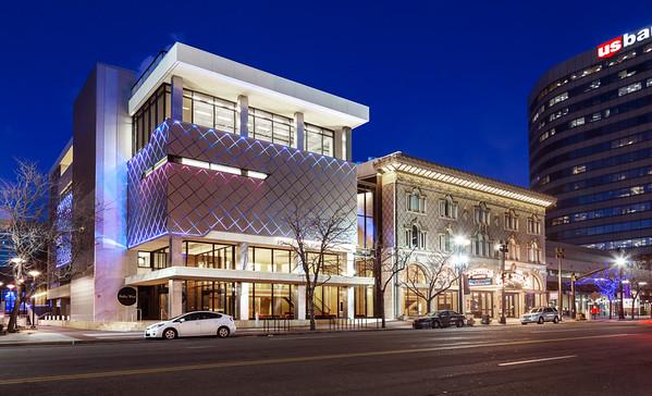 Capitol Theatre Renovation & Ballet West Addition
