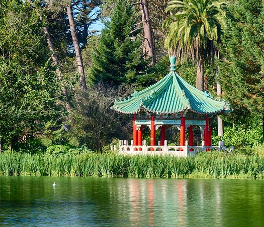 Stow Lake Pagoda