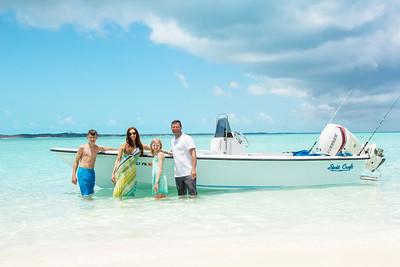 The Shillings | Vacation Photography Session | Exuma, Bahamas