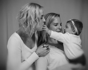 Amanda, Lauren, & Lilianna