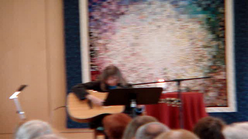 """O Sun,"" by Peter Mayer  http://www.petermayer.net/news/   Sung by Carey Creed  http://careycreed.com/creed/ Shalem Institute, Matthew Fox Workshop April 24, 2010  http://www.shalem.org/"