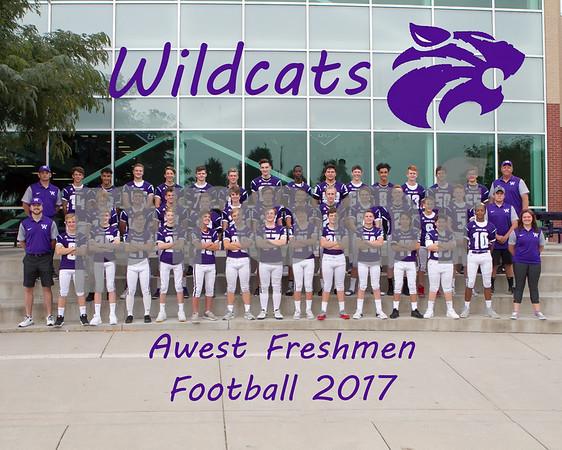 Freshmen Team Pictures 2017
