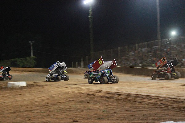 I-30 Speedway July 10, 2021