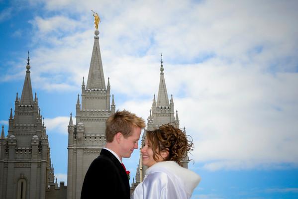 Rachel & Dustin Wedding