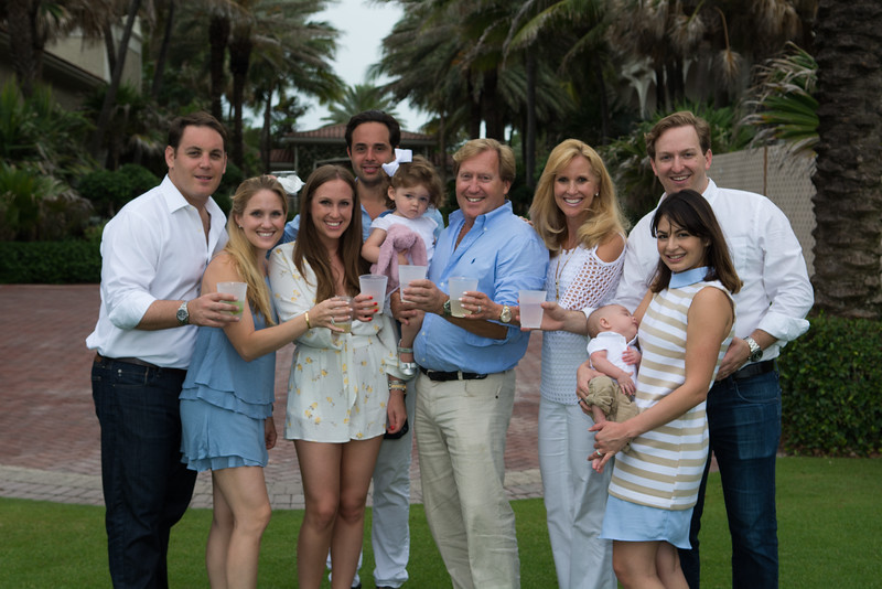 Family Session at the Breakers