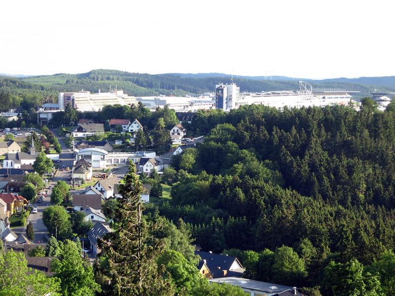 Nurburgring Nurburg village.jpg