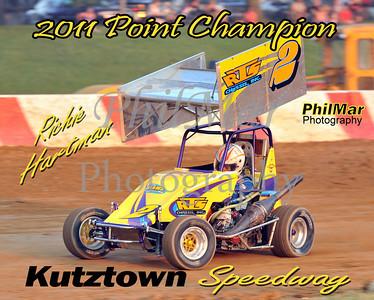 2011 Point Champions