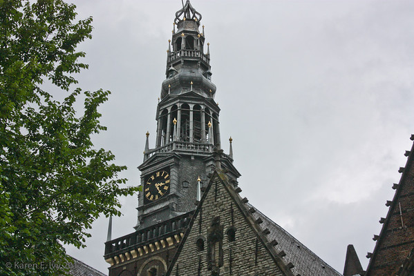 Amsterdam - Oude Kirk