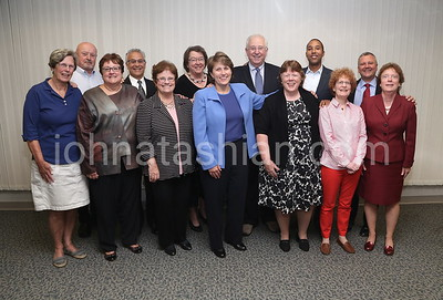 Connecticut Community Care, Inc. - Board Member Group Photo - September 11, 2015