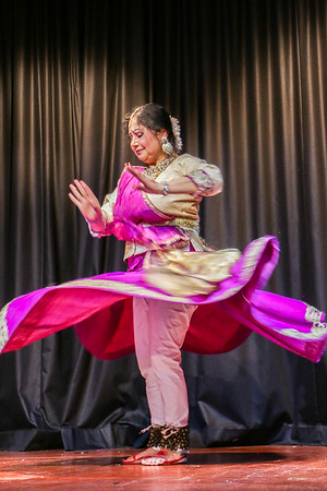 Event: Kathak dance performance
