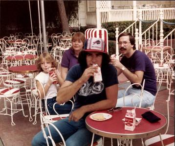 Disneyland 1983 Sept