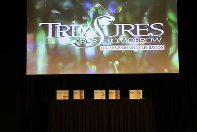 Treasures for Tomorrow
