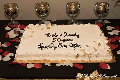 Bob & Sandy 50th Anniversary 9/5/15