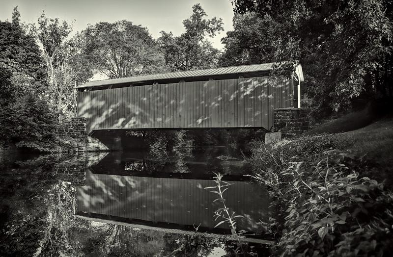 covered brigde - cocalico creek BNW(p).jpg
