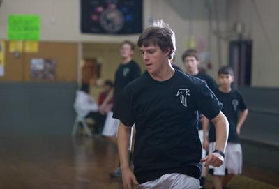 Falcons Basketball