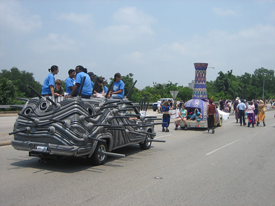 Houston Art Car 08