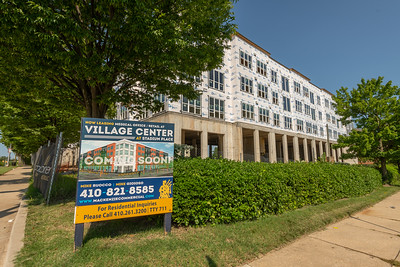 Commercial Construction- Village Center Progress 8-27-20