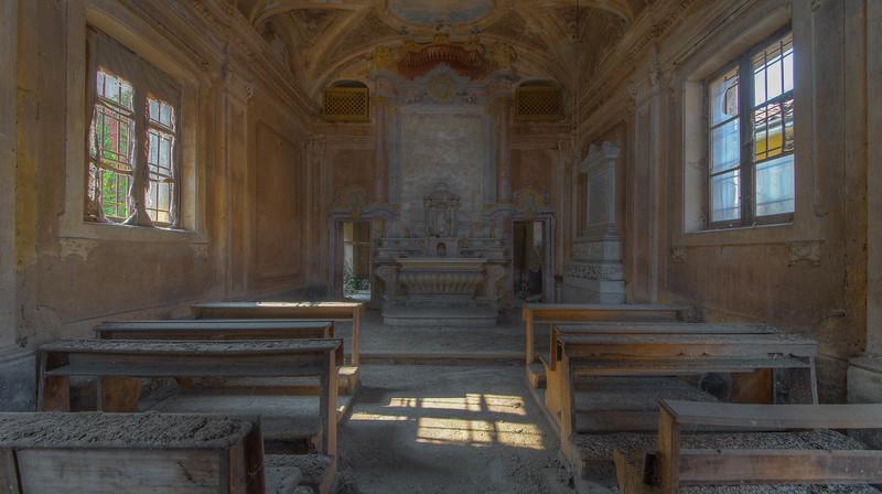 Urbex - Palazzo di L.(IT)