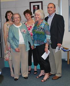 Hanley Library Dedication