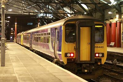 Rail Scene - 2012