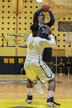 012717 Lorain Titans Vs. Cleveland Heights Tigers
