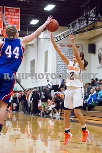 Varsity Girls vs Reno 01-07-2014
