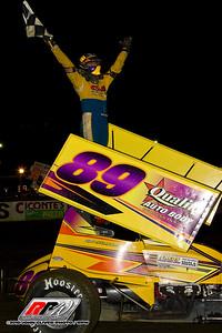 Bridgeport Speedway - 11/4/18 - John Cliver