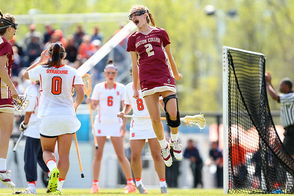 Syracuse Orange v. Boston College Eagles (Womens) 5-14-17