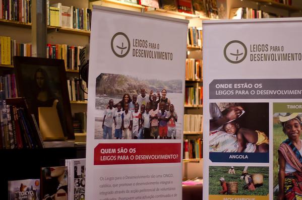 Lançamento: 25 anos Leigos para o Desenvolvimento