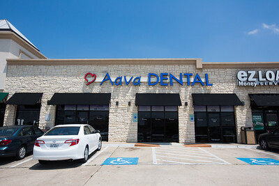 Avaa Dental 2 Interiors and Signage