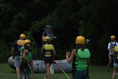 lower james - 7/11 - Sunset Rafting - JK