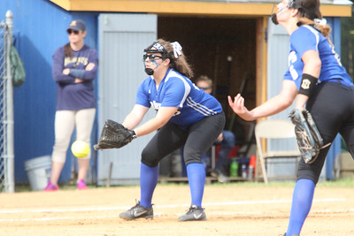 Colchester at Essex Softball Semifinals