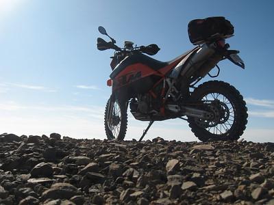 12-6 ADV ride Mojave