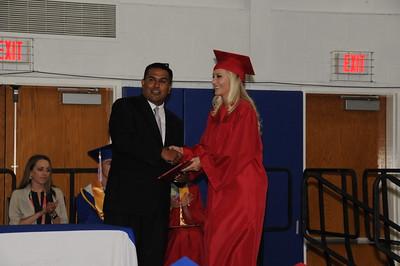 Kourtney's Graduation complete set.