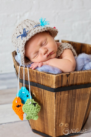 Grayson {newborn session}