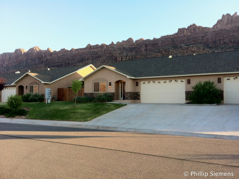 Rental house in Moab