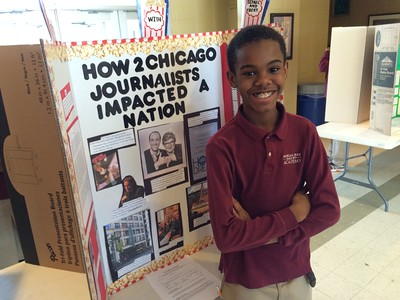 2015 6th Grade Chicago Metro History Fair
